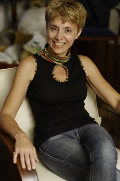 Fabiana Basso es nuestra coach nutricional en las rozas