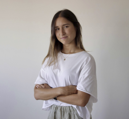 María Sánchez es nutricionista en Las Rozas de Madrid