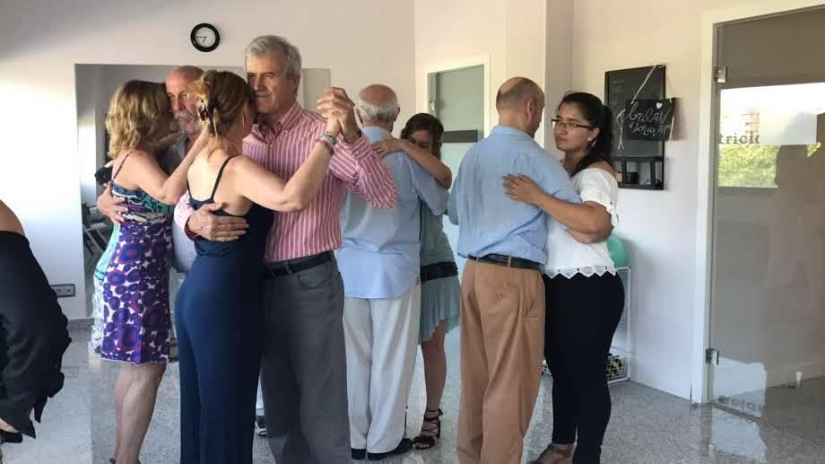 clases de inciación al tango en las rozas de madrid